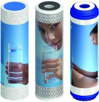ECO Plus víztisztító készülék 1. féléves szűrőcsomagja