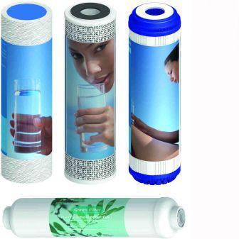 ECO Plus víztisztító készülék 2. féléves szűrőcsomagja