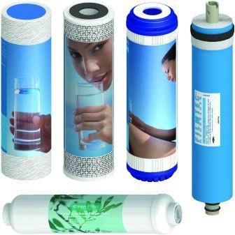 ECO Plus víztisztító készülék 4. féléves szűrőcsomagja