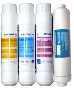 Hyundai HRO víztisztító készülék 2. féléves cserecsomagja