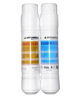 Hyundai HRO víztisztító készülék 3. féléves cserecsomagja