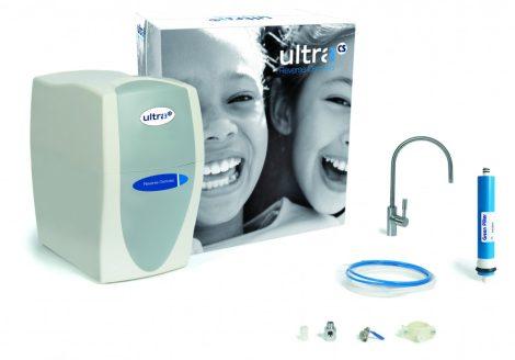 Ultra Classic Víztisztító készülék fordított ozmózis membránnal